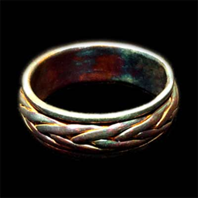 spinner ring after repair