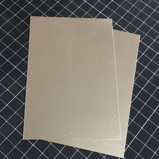 Nickel-Silver Sheet, rectangle