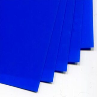 PnP Blue Film for etching metal or image transfer