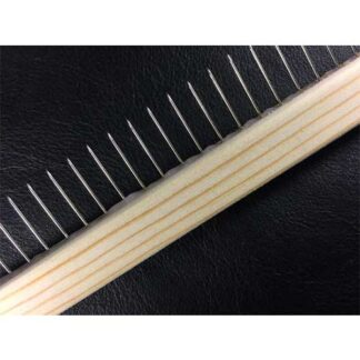 wide tooth comb - paper marbling tool